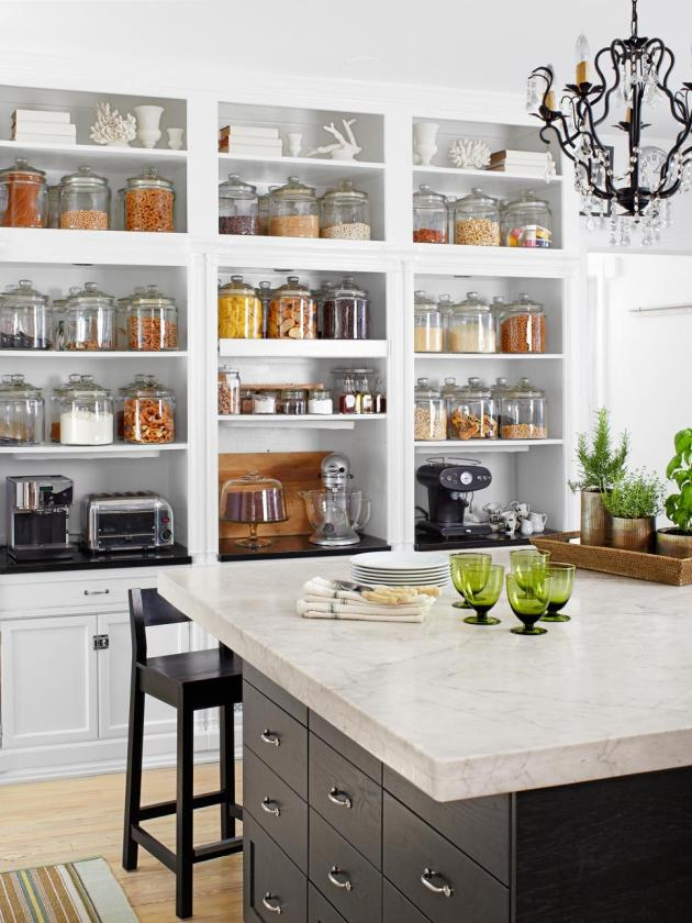 14 Easy Ways To An Organized Kitchen